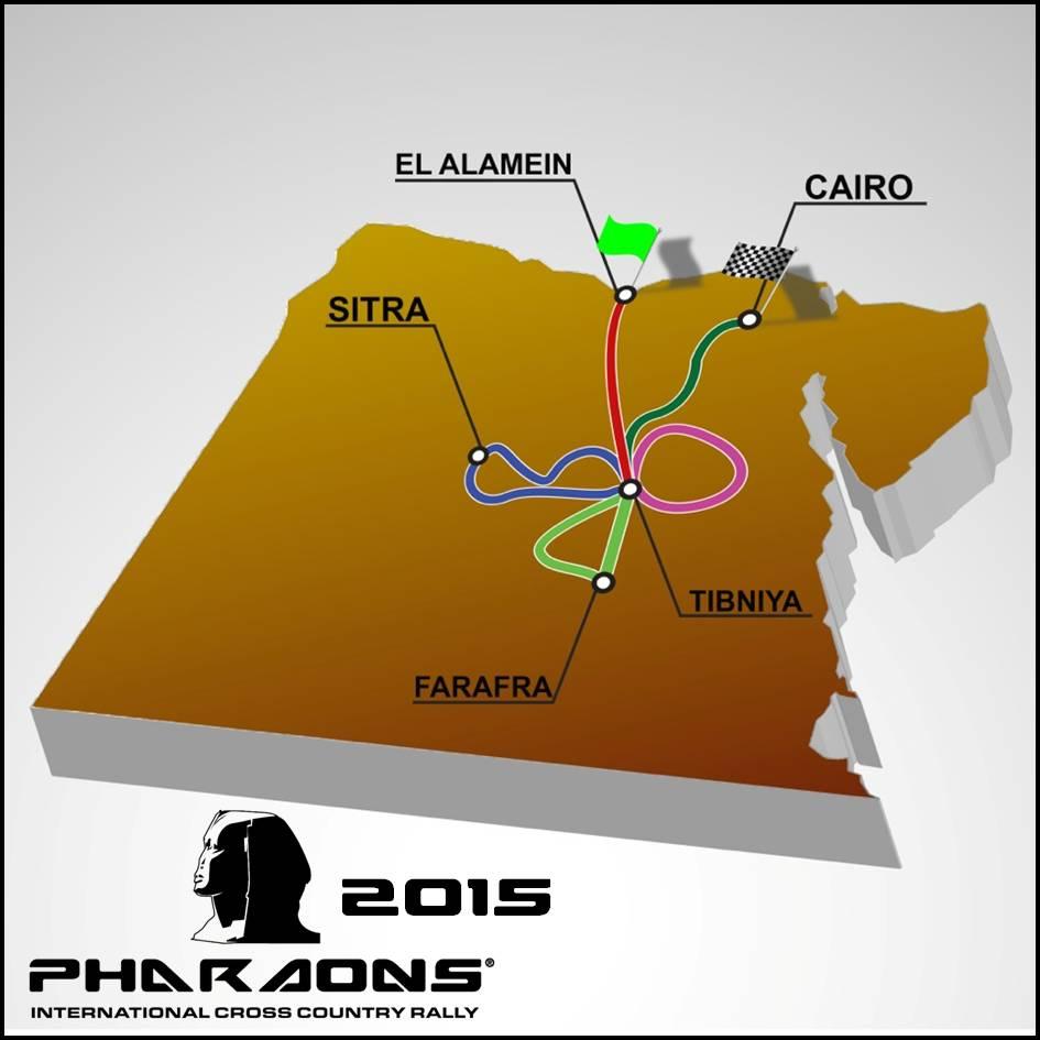 rally faraones 2015