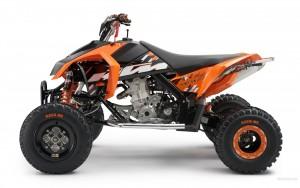 KTM ATV 450 SX 01