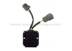 Regulador de voltaje Kymco MXU50 06-10, MXU150 05-10, MXU250 05-09, KXR250 03-07