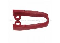 Patín delantero de cadena de transmisión Rojo Honda TRX400 EX 99-12
