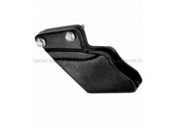 Guía trasera de cadena de transmisión Negra Honda TRX450 R 04-13