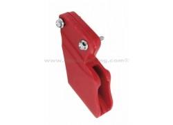 Guía trasera de cadena de transmisión Roja Honda TRX450 R 04-13