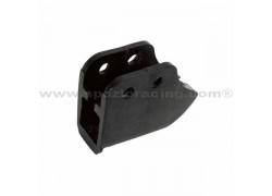 Guía trasera de cadena de transmisión Negra Suzuki LT-R450 06-13