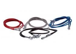 Latiguillos de freno delantero GALFER Honda TRX400 EX 99-08, TRX400 X 09-14, TRX450 R 04-08,  TRX650 Rincon 03-05, TRX700 XX 08-09