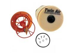 "Kit Filtro de aire ""Pro-Flow"" TWIN AIR Artic Cat DVX400 03-08, Kawasaki KFX400 03-06, Suzuki LT-Z400 03-08"