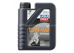Aceite 4 Tiempos 100% sintético 10W40 OFF ROAD LIQUI MOLY (1 Litro)
