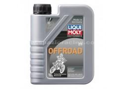 Aceite 2 Tiempos semi-sintético OFF ROAD LIQUI MOLY (1 Litro)