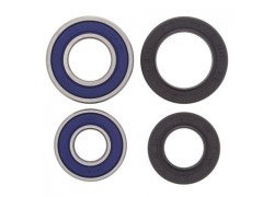 Kit rodamientos rueda delantera Honda TRX250 R 88-89, TRX250 X 87-92, TRX300 EX 93-08, TRX300 Fourtrax 88-92, TRX300 X 09, TRX400 EX 99-01