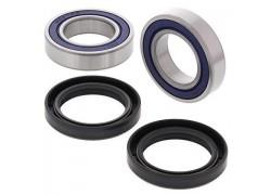 Kit rodamientos rueda delantera Can Am DS50 02-06, DS70 08-18, DS90 (2 Tiempos) 02-06, DS90 (4 Tiempos) 02-18, DS90X (4 Tiempos) 12-18, Quest 50 2003, Quest 90 (4 Tiempos) 2003