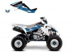 Kit Adhesivos Azul DREAM 2 Blackbird Racing Suzuki LT-Z400 03-10