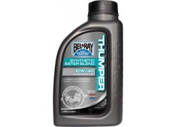 Aceite 4 Tiempos Thumper Racing Synthetic Ester Blend 10W40 BEL-RAY