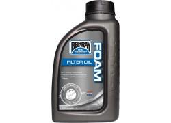 Aceite en liquido para filtros de aire de espuma BEL-RAY
