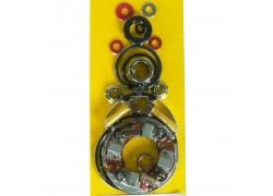 Escobillas motor de arranque Suzuki LT-A500 Quadmaster 98-02, LT-F500 Quadrunner 98-02, LT-A500 Vinson 02-07, LT-F500 Vinson 03-07
