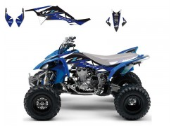 Kit Adhesivos DREAM 2 Blackbird Racing Yamaha YFZ450 04-08