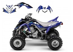 Kit Adhesivos DREAM 2 Blackbird Racing Yamaha YFM700 Raptor 06-13