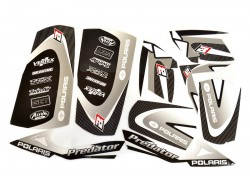Kit Adhesivos DREAM 2 Blackbird Racing Polaris 500 Predator 04 07, 500 OUTLAW 08-09