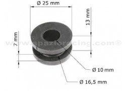 Silentblocks deposito Honda TRX350 TM 00-06, TRX400 EX 99-08, TRX400 FA 04-07, TRX400 FGA 04-07, TRX400 FW 95-03, TRX450 ES 98-01