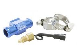 Adaptador para sensor temperatura de agua para tubos de Ø22mm. KOSO