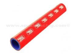 Manguito de radiador universal súper flexible Rojo Samco