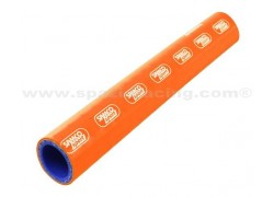 Manguito de radiador universal súper flexible Naranja Samco