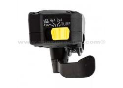 Gatillo acelerador con selector 2x4/4x4 Polaris 550 Sportsman X2 10-14, 570 Sportsman EFI X2 15-20, 850 Sportsman X2 2011
