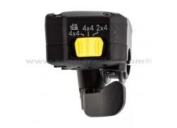 Gatillo acelerador con selector 2x4/4x4 Polaris 550 Sportsman 10-14, 550 Sportsman X2 2010, 550 Sportsman X2 2013, 550 Sportsman XP 2009, 570 Sportsman 14-20