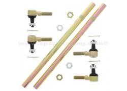 Kit rotulas y varillas de dirección reforzadas Kawasaki KFX450R 08-14