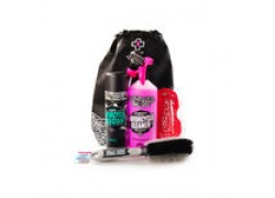 Kit completo cuidado Motorcycle Essentials MUC-OFF