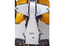 Protector bajo chasis DG Honda TRX300 EX.
