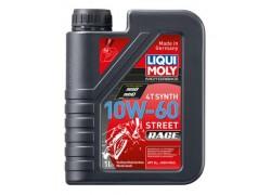 Aceite 4 Tiempos 100% sintético 10W60 Race LIQUI MOLY 1 litro