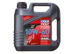 Aceite 4 Tiempos 100% sintético 10W60 Race LIQUI MOLY 4 litros