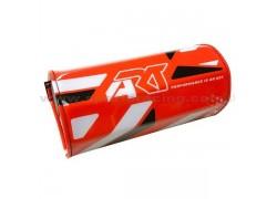 "Protector manillar de 28mm ""FatBar"" Rojo ART"