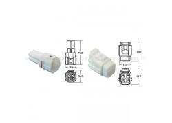 5 Juegos de conectores 4 vias Series 090 SMTO tipo original Ø0,85mm²/1,25mm²