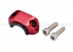 Brida soporte maneta Rojo VParts
