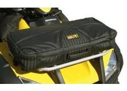 Detalle de la maleta quad LUXE KOLPIN Negra montada