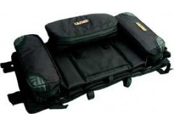 Pack de bolsas con respaldo KOLPIN Negra