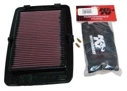 Filtro Xstream PowerLid K&N TRX450 R 04-12, TRX450 ER 06-14