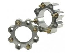 Separadores traseros OUTSIDE Honda TRX250 EX 00-07, TRX300 EX 93-07, TRX400 EX 99-09, TRX450 R 04-09
