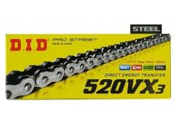 Cadena X-Ring 520 VX3 DID de 102 eslabones Goes G450 X 09-11