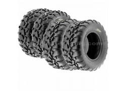 Combo 4 Neumáticos A010 25x8-12 y 25x10-12 SUN-F