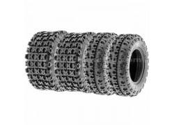 Combo 4 Neumáticos A027 21x7-10 y 22x11-9 SUN-F