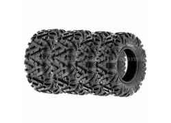 Combo 4 Neumáticos A033 25x8-12 y 25x10-12 SUN-F