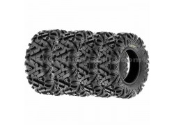 Combo 4 Neumáticos A033 26x9-12 y 26x12-12 SUN-F
