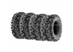 Combo 4 Neumáticos A041 25x8-12 y 25x10-12 SUN-F