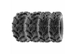 Combo 4 Neumáticos A048 25x8-12 y 25x10-12 SUN-F