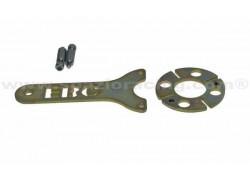 Útil embrague EBC Honda TRX500 FE Foreman 4WD ES 05-11, TRX500 FM Foreman 4x4 05-11, TRX500 TM Foreman 05-06, TRX500 FP Foreman 4x4 ES/EPS 08-11, TRX500 FP Foreman S 2012