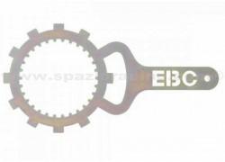 Útil embrague EBC Yamaha YFM250 Raptor 09-13