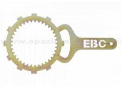 Útil embrague EBC Kawasaki KXT250 Tecate 84-87, KLF400 Bayou 93-98, KFX400 03-06, KFX450R 08-14