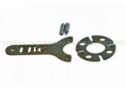 Útil embrague EBC Honda TRX300 FW 88-00, TRX300 EX 93-08, TRX300 X 2009, TRX350 86-93, TRX350 FM Rancher 4x4 00-05, TRX350 TE/FE Rancher 4x4 00-05, TRX400 FW 95-00