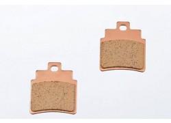 Pastillas de freno trasero Sinterizadas ArticCat DVX250 06-08, DVX300 09-14